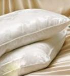 Шелковая подушка JAJEMON