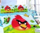 Сатин детский Angry Birds 2