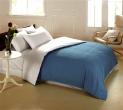 Синее постельное белье купить в Новосибирске