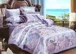 постельное белье ЖАККАРД - Сатин-премиум Жаккард Евро размер
